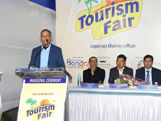 tourism fair at siliguri