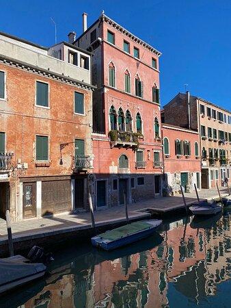 Cannaregio, Italy: Cartolina