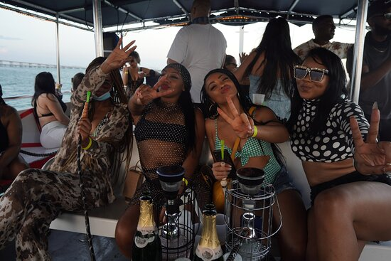 The Miami Experience Boat Party