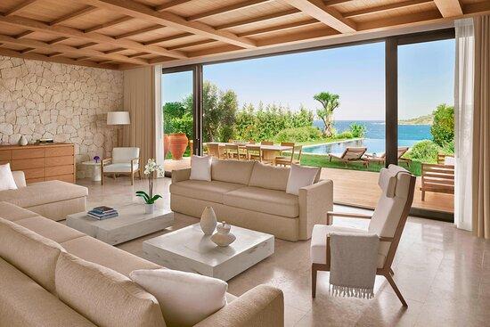 The Villa Living Room I