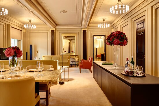 Hotel Cafe Royal Royal Suite Reception Room