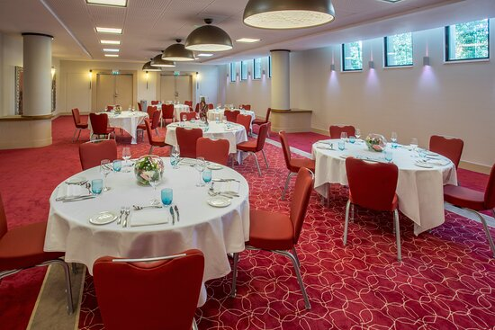 Argencourt set up as Banquet Room