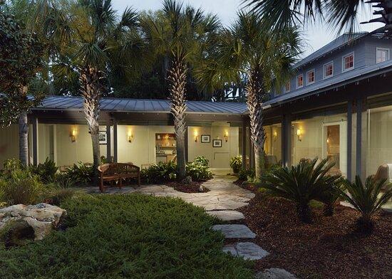 Spa Meditation Garden