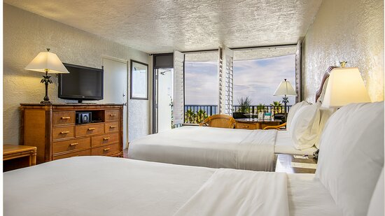 State Room With Spectacular View Of The Gulf Of Mexico