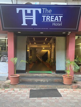 The Treat Hotel located in Margao, South Goa.