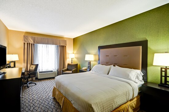 Have a restful stay in Christiansburg, VA.