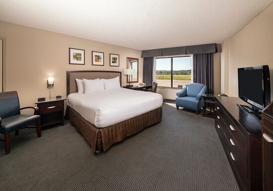 Make yourself at home in our king guest rooms.