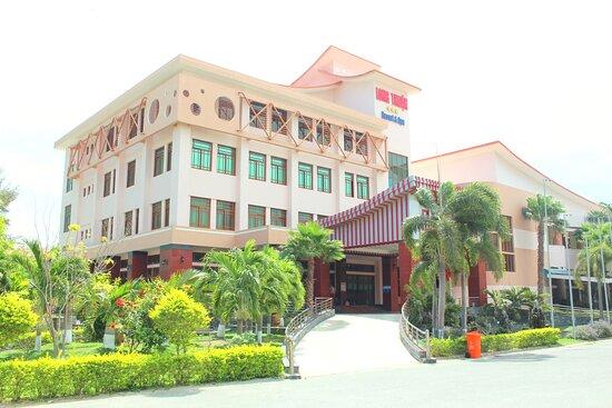 Ninh Thuan Province, Βιετνάμ: Khu vực Lễ Tân Resort