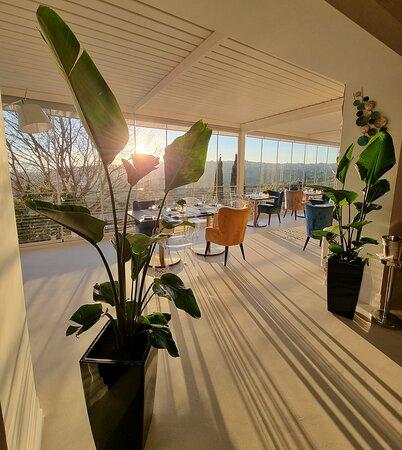 "Zàghara Restaurant - Villa Flora Relais ""Our Pergola"""