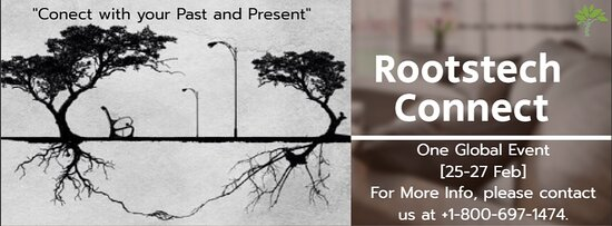 Terrell, TX: RootsTech Connect - A virtual Global Event
