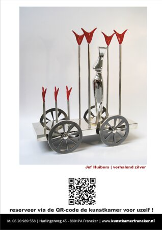 Binnenkort kunst u weer komen genieten van onze bijzondere kunstproeverijen. Wij vragen wel om vooraf te reserveren.