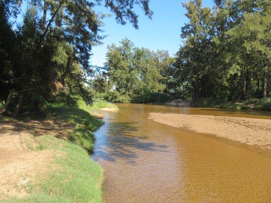 Bega River And Walk