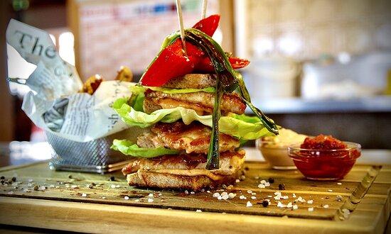 Berghof Sandwich
