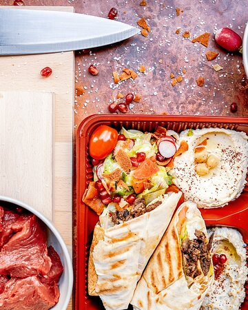 Découvrez la Cuisine Syrienne au Ninar !
