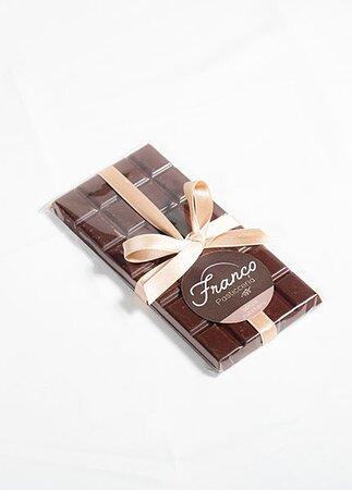 Tavoletta Cioccolato Fondente gr 100