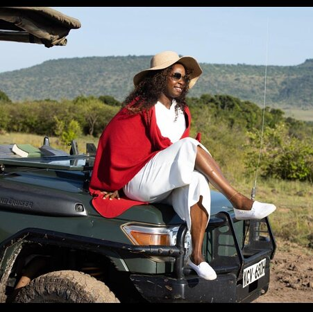 It's visual beauty is extraordinary It's visual beauty is varied... Every square mile of ANGAMA is simply stunning