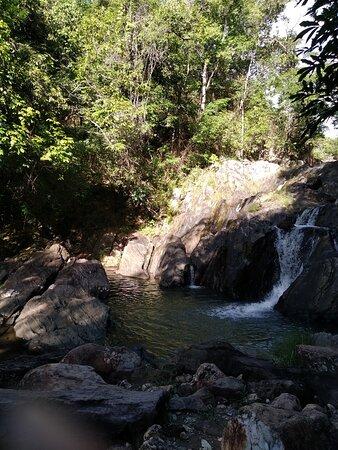 Colinas do Sul, GO: Cachoeira Santa Lázara