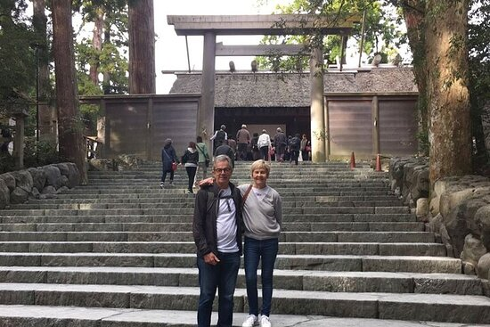 Full-Day Small-Group Tour in Ise Jingu