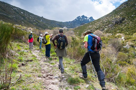 Guarda, โปรตุเกส: Hiking in Estrela Mountain