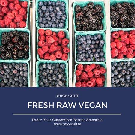 Fresh, Raw, Vegan