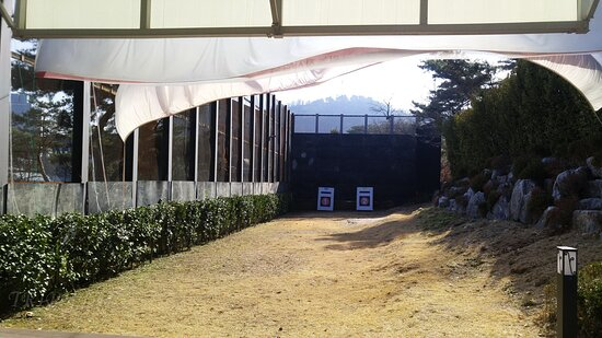 Seokhojeong Archery Field