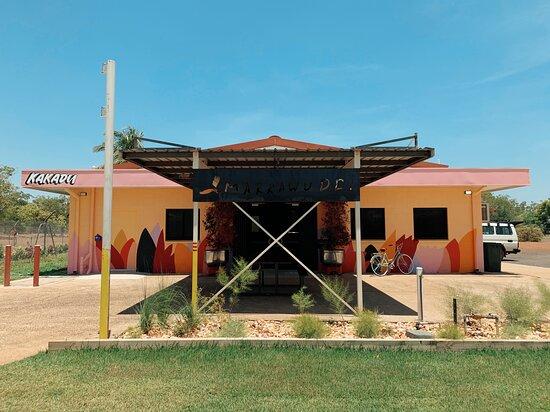 Jabiru, Australie : Front of Marrawuddi