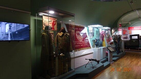 Казань. Национальный музей Республики Татарстан. 25.02.2021