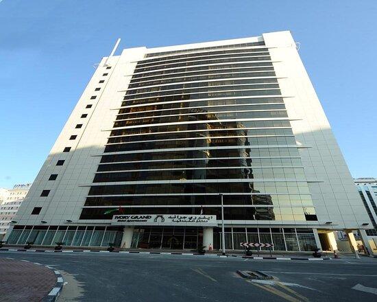 Ivory Grand Hotel Apartments Bewertungen Fotos Preisvergleich Dubai Tripadvisor