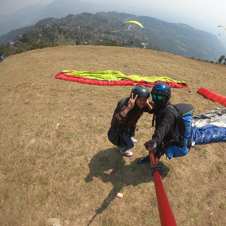 The great moment meeting with the different people everyday! Thank you so much to all for choosing us to fly! Thank you so much for choosing Pokhara adrenaline paragliding!