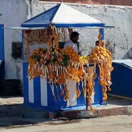 Orange a essaouira