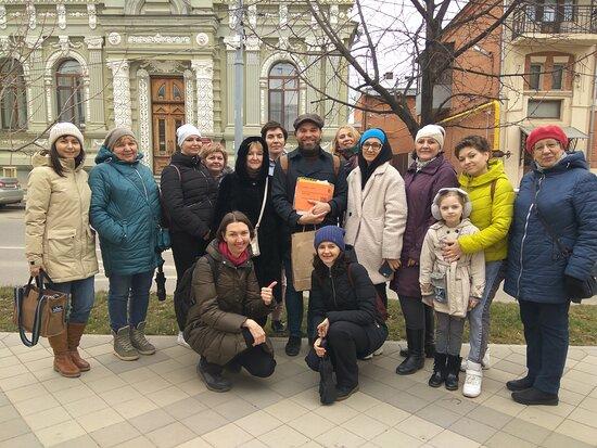 Экскурсия про любовные истории Екатеринодара