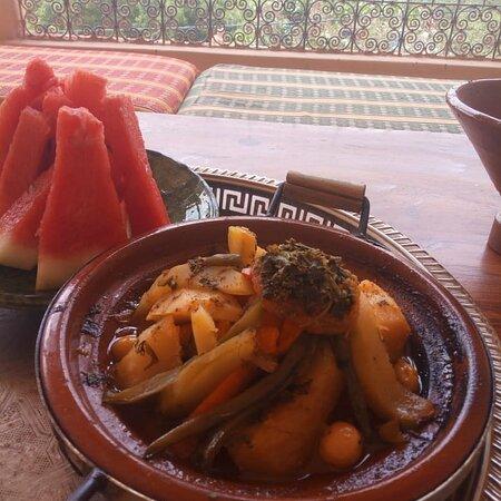 Excursions , Activities in Marrakech Safari rose