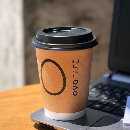 Caso não tenha tempo para apreciar nosso café no estabelecimento, temos a opção to go.