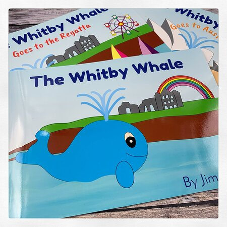 Whitby Whale Books