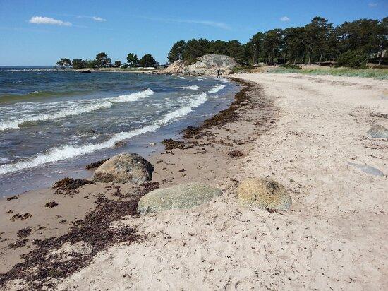 La spiaggia di Trouville