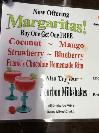 Margaritas anyone