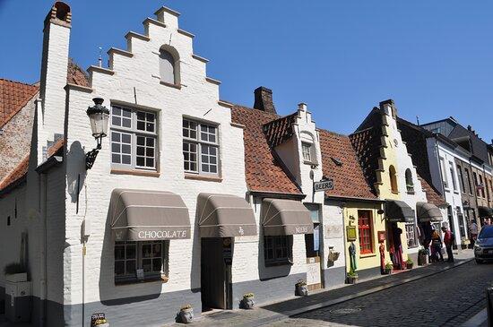 Bruges, Belgium: De steegjes van Brugge