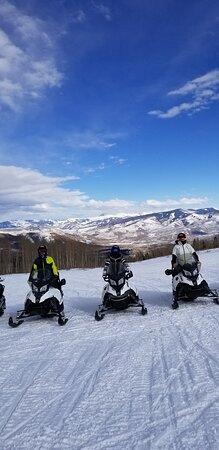 Snowmobile Adventure Tour: Sage Adventure - Snowmobile Colorado