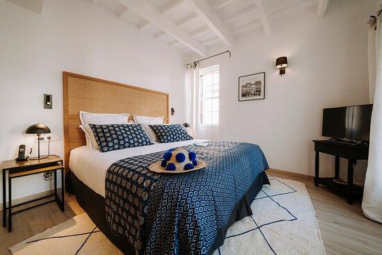 Ciudadela, España: Habitación doble terraza