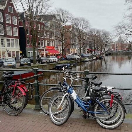 Amesterdão, Países Baixos: Nice city Amsterdam 😍