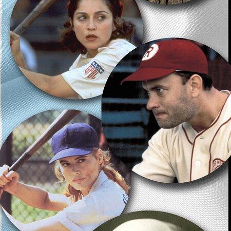 A League of Their Own: Uma Equipe Muito Especial é um filme norte-americano de 1992, do gênero comédia dramática, que conta um relato ficcional da Liga Americana de Beisebol Profissional Totalmente Feminino (All-American Girls Professional Baseball League (AAGPBL)).  Dirigido por Penny Marshall, o filme estrela Geena Davis, Lori Petty, Tom Hanks, Madonna e Rosie O'Donnell.   Quando nos referimos a Madonna, Tom Hanks e Geena Davis podemos afirmar que é um dos filmes mais esquecidos da carreira do