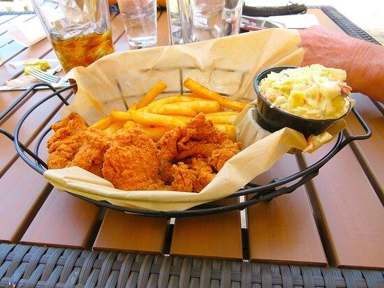 Chicken Fingers Basket