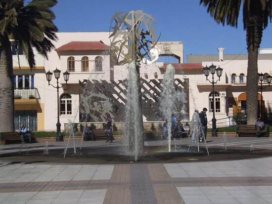 Plaza de Armas de Coquimbo