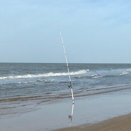 In de ochtend een strandwandeling gemaakt in Castricum tijdens ons weekendje weg van der Valk Akersloot .