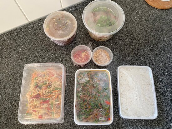 Absolutely delicious Thai food!