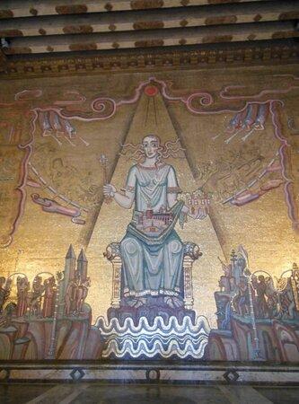 Mosaici d'oro