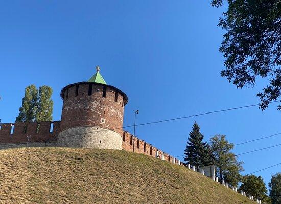 Koromyslov Tower of the Nizhny Novgorod Kremlin