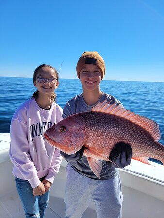 Spring Break 2021 Nearshore Gulf Fishing getting off to a Great Start!!!