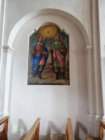 Davoli, Itálie: Santuario Madonna della Misericordia