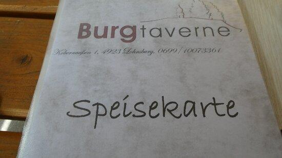 Burgtaverne Lohnsburg